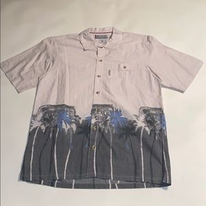 Columbia Button Front Shirt